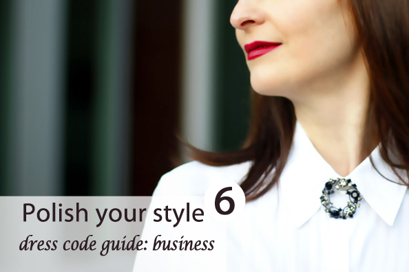 business attire, business dress code guide