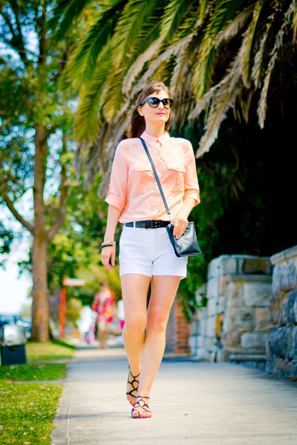 summer outfit, smart casual outfit