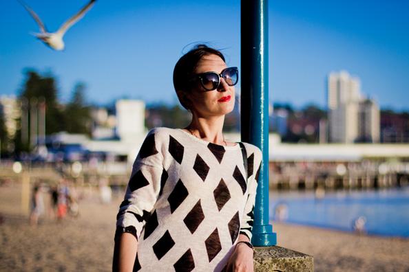 summer style elm knit